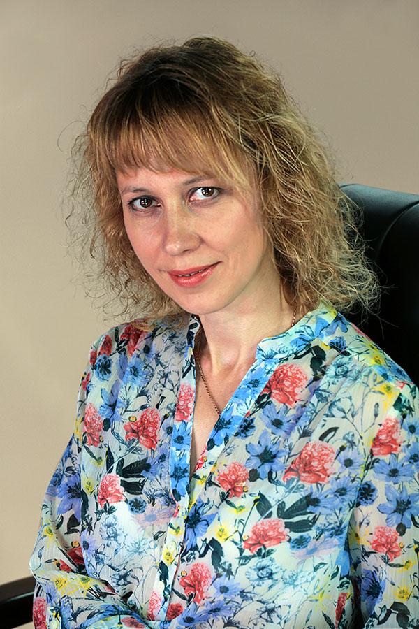 Борисенко Елена Михайловна