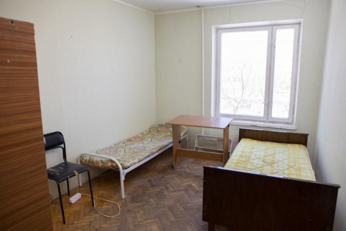 площадь на 1 человека в общежитии