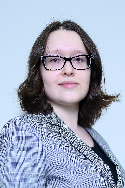 Брагина Екатерина Сергеевна