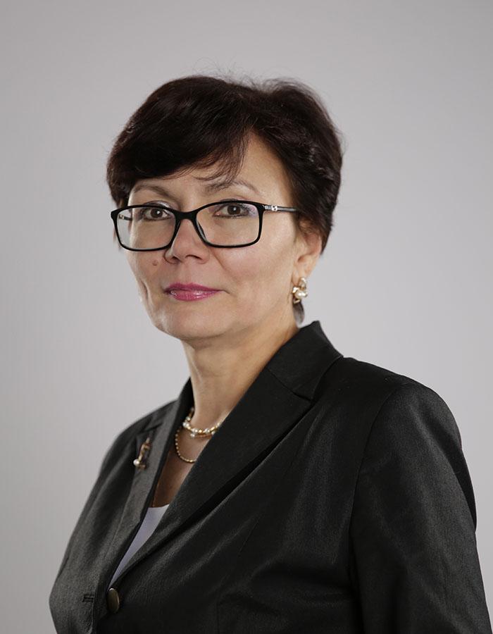 Кравцова Валентина Петровна