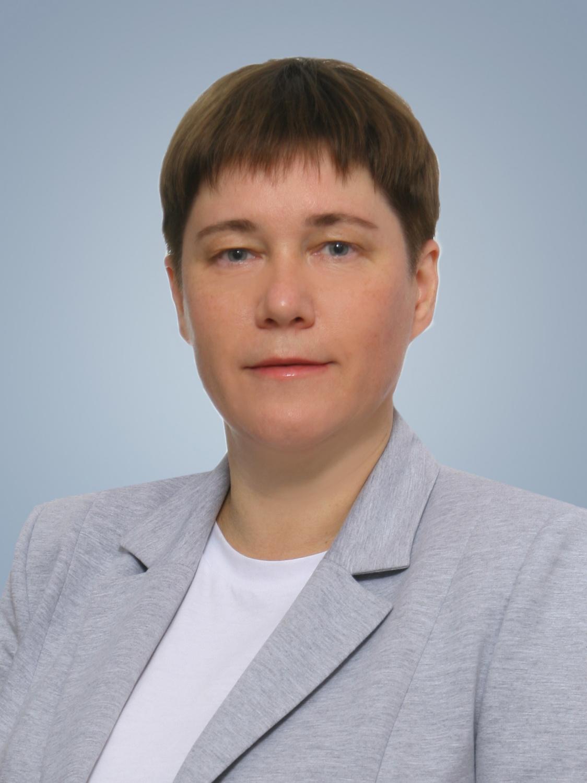 Комкова Людмила Александровна