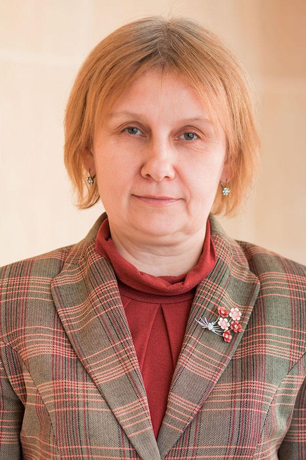 Невешкина Светлана Николаевна