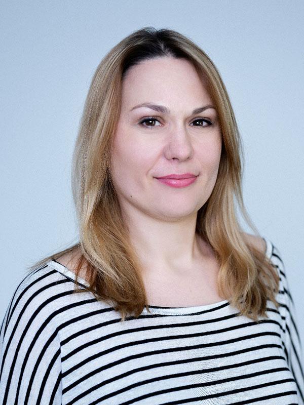 Есикова Юлия Викторовна