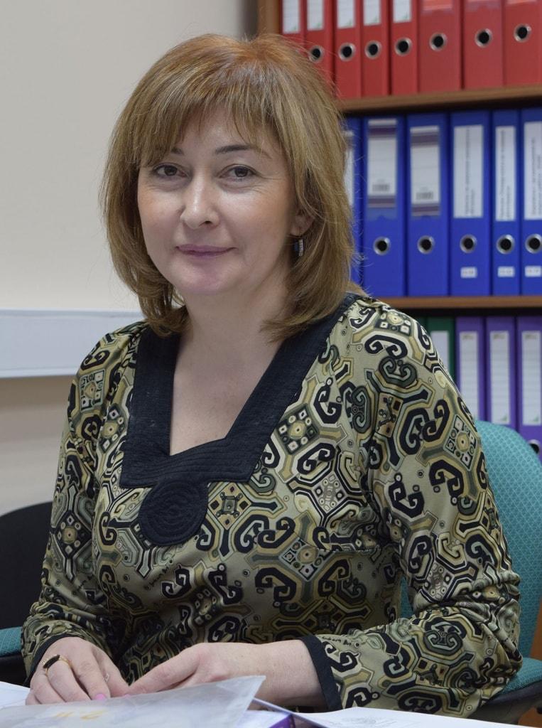 Макоева Фатима Сослановна