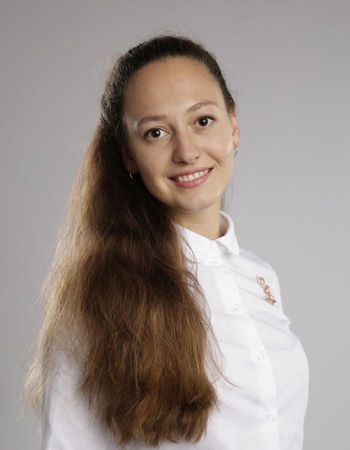 Пивинь Милана Андреевна