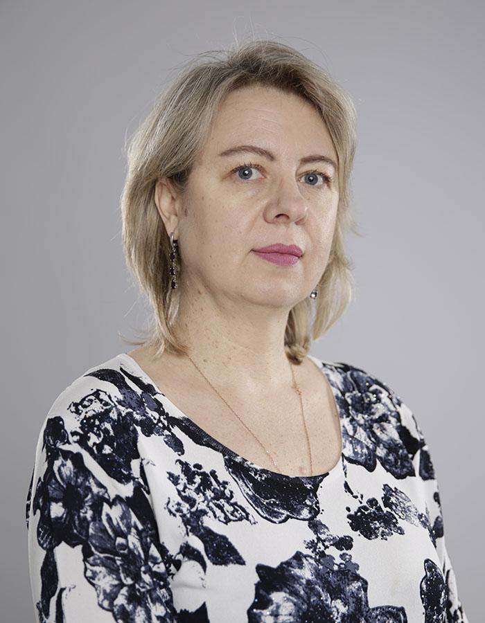 Бобровникова Илона Валентиновна