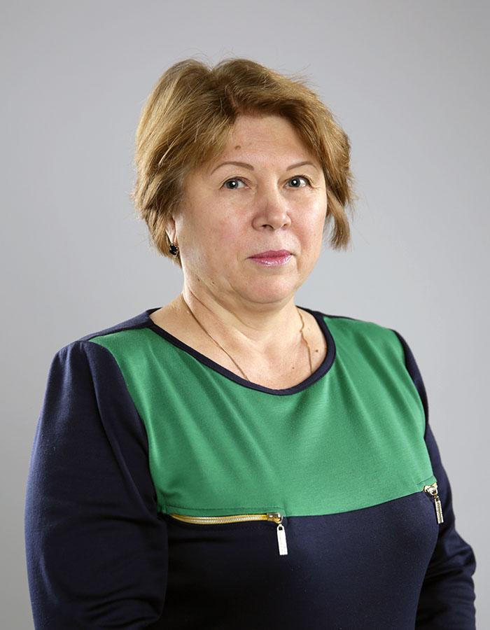Торбина Ольга Ивановна
