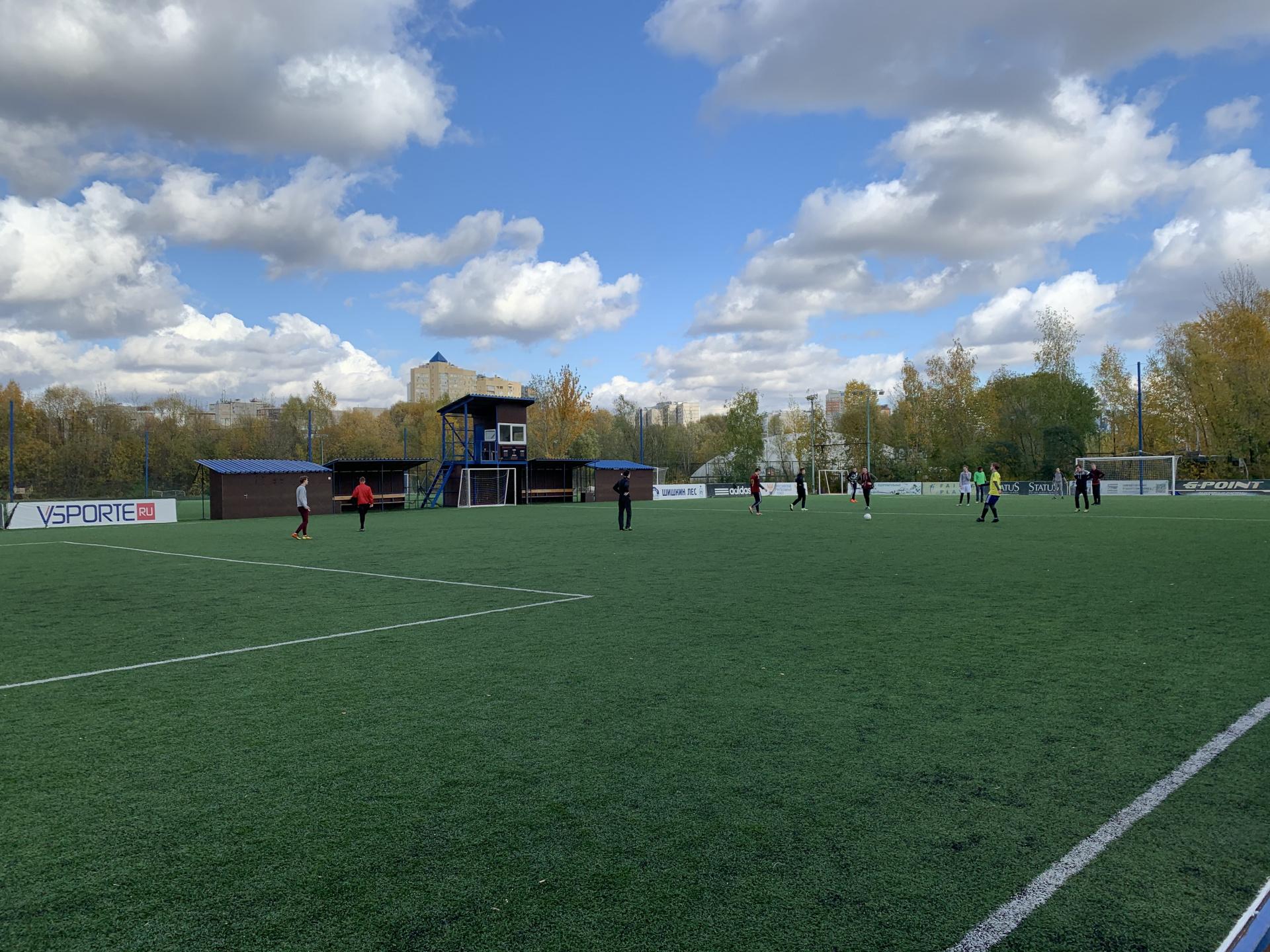 Футбольное поле пр.Вернадского78