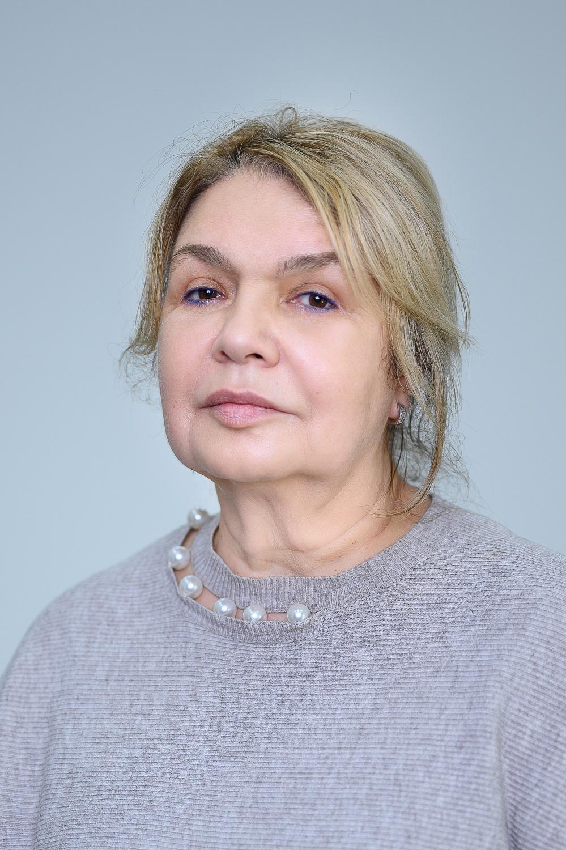 Гончарко Наталья Рудольфовна