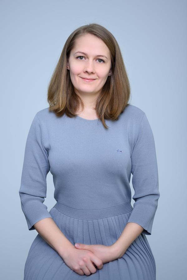 Перцева Ольга Вадимовна