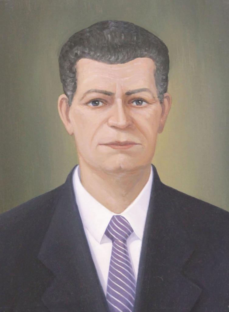 Кузьмин Борис Александрович