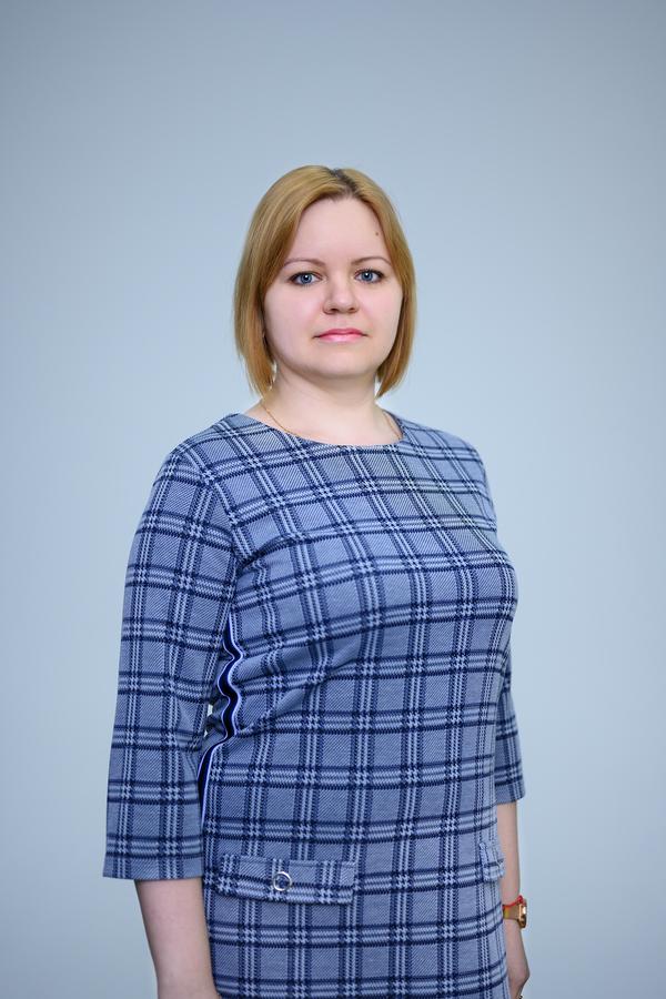 Скворцова Юлия Викторовна