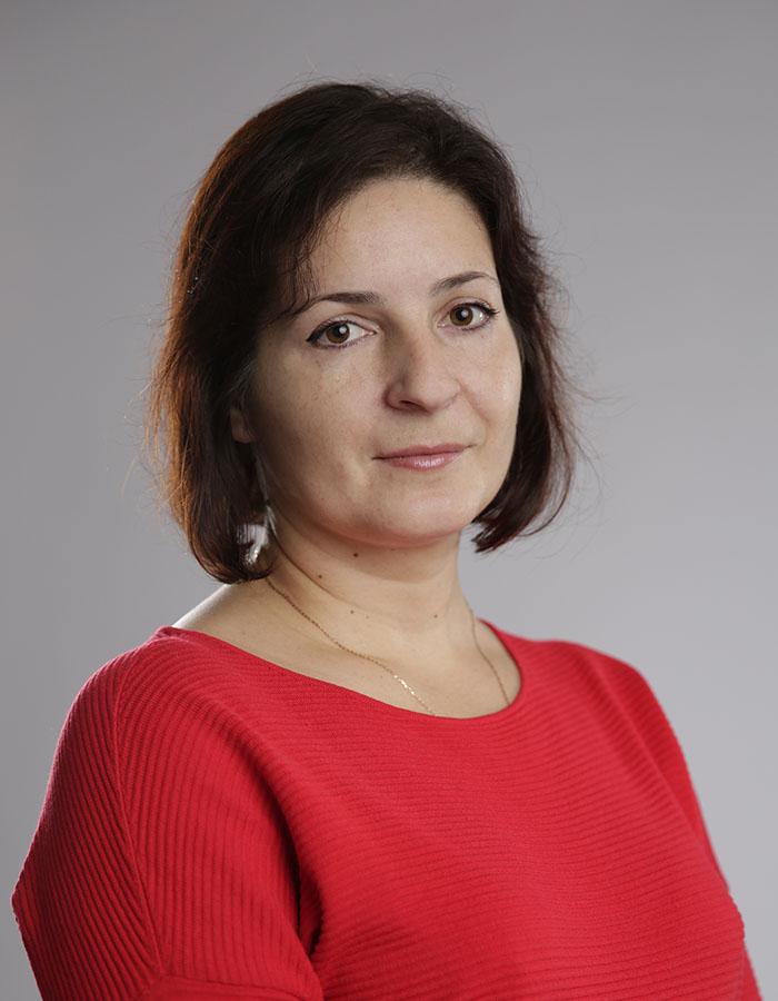 Бурцева Ирина Юрьевна