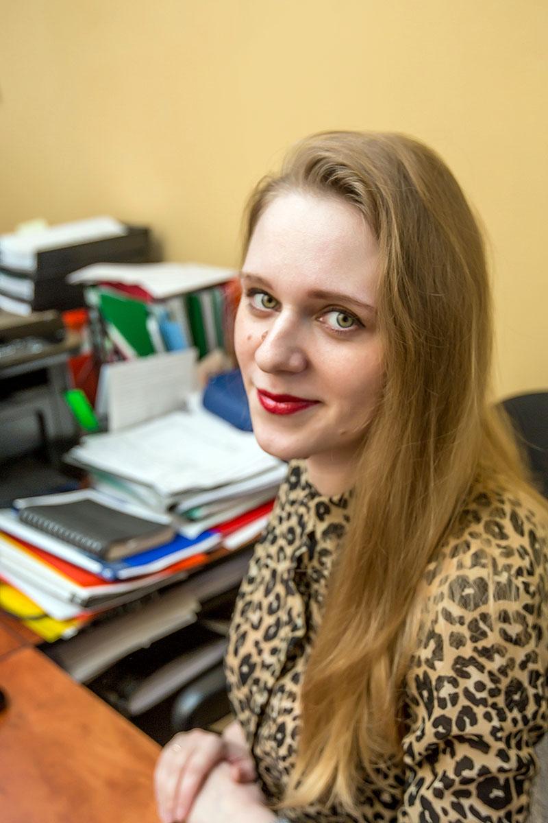 Новикова Наталья Германовна