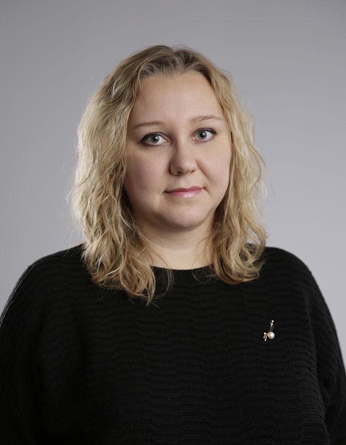 Самсонова Наталья Владимировна