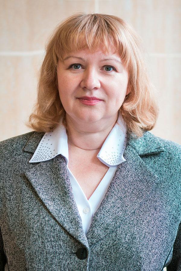 Кочеткова Людмила Николаевна