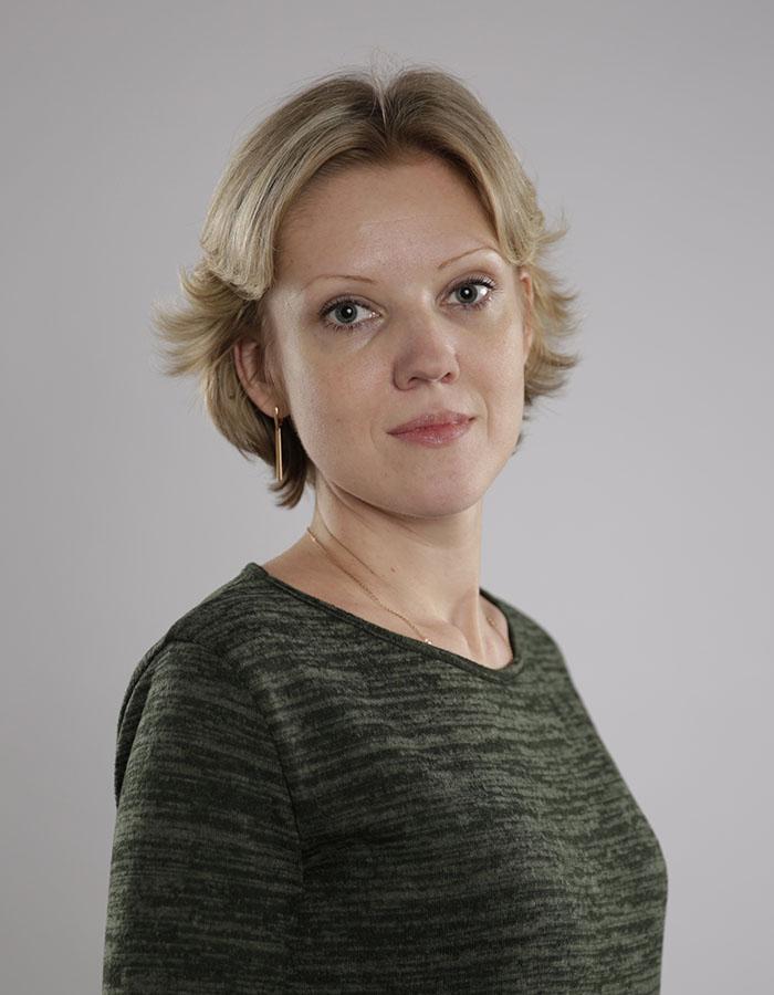 Бородина Наталия Викторовна
