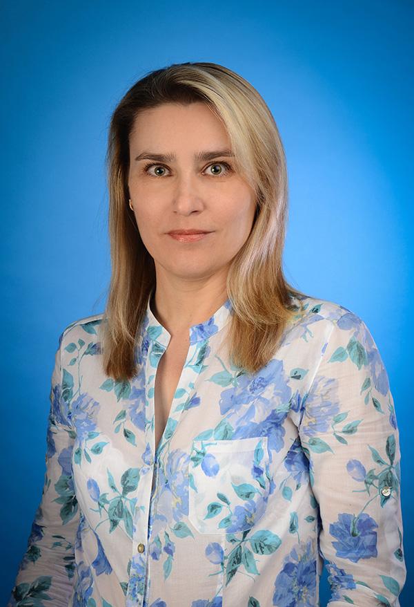 Крючкова Ольга Викторовна