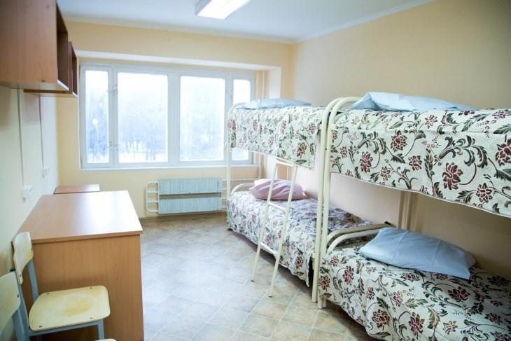 Общежитие станция метро спортивная