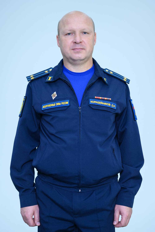 КОРАБЕЙНИКОВ Дмитрий Николаевич