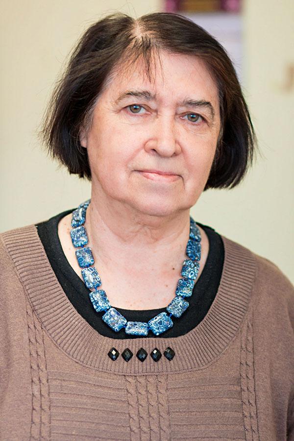 Танетова Наталья Петровна