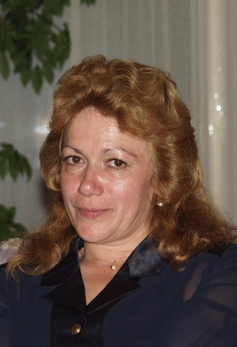 Телицына Раиса Михайловна