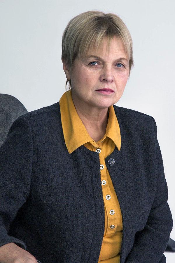 Лебедева Елена Геннадьевна