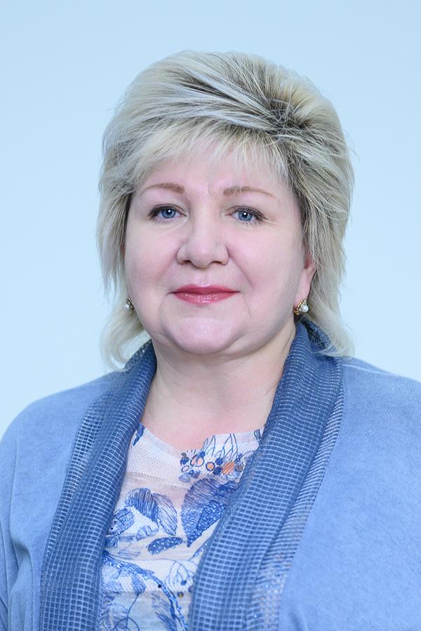 Копилевич Елена Анатольевна