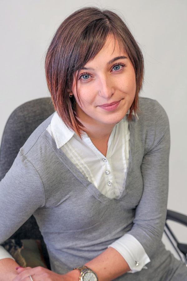 Лисютенко Анастасия Сергеевна