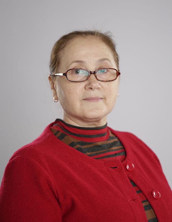 Бабаева Ольга Иосифовна
